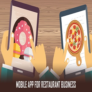 Mobile Application Development Services For Restaurant Business