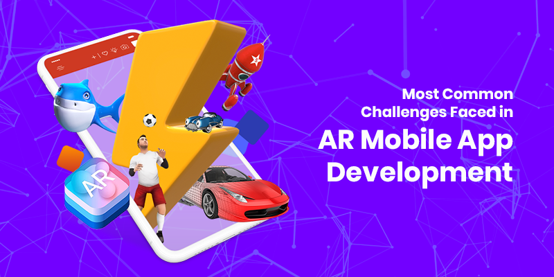 augmented reality mobile app development
