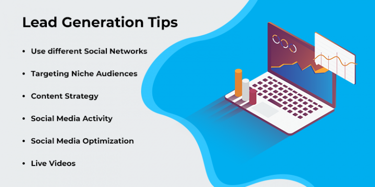 Social Media Lead Generation Tips