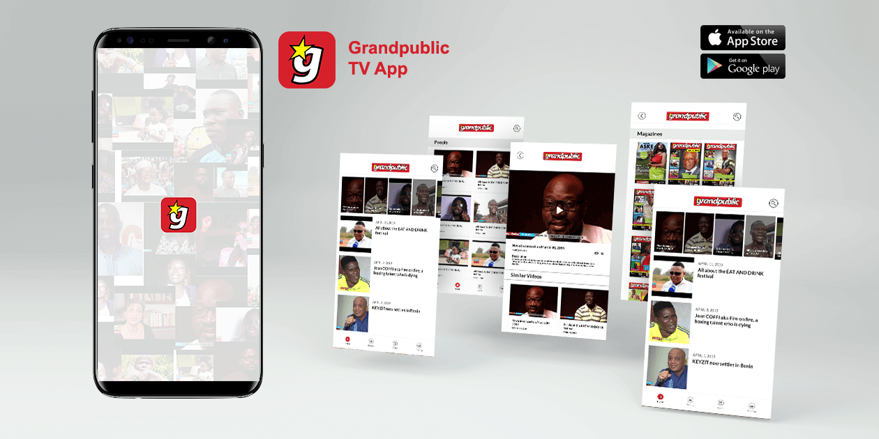 GrandPublic - Mobile Application Development Services