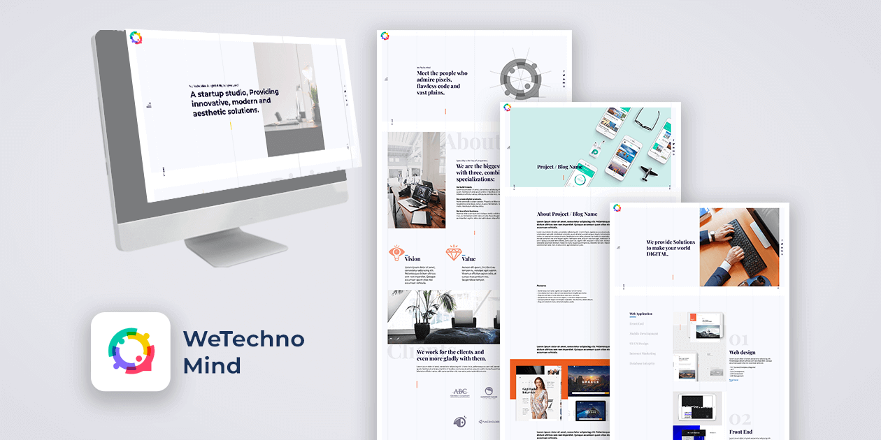 WeTechno Mind - Website Development